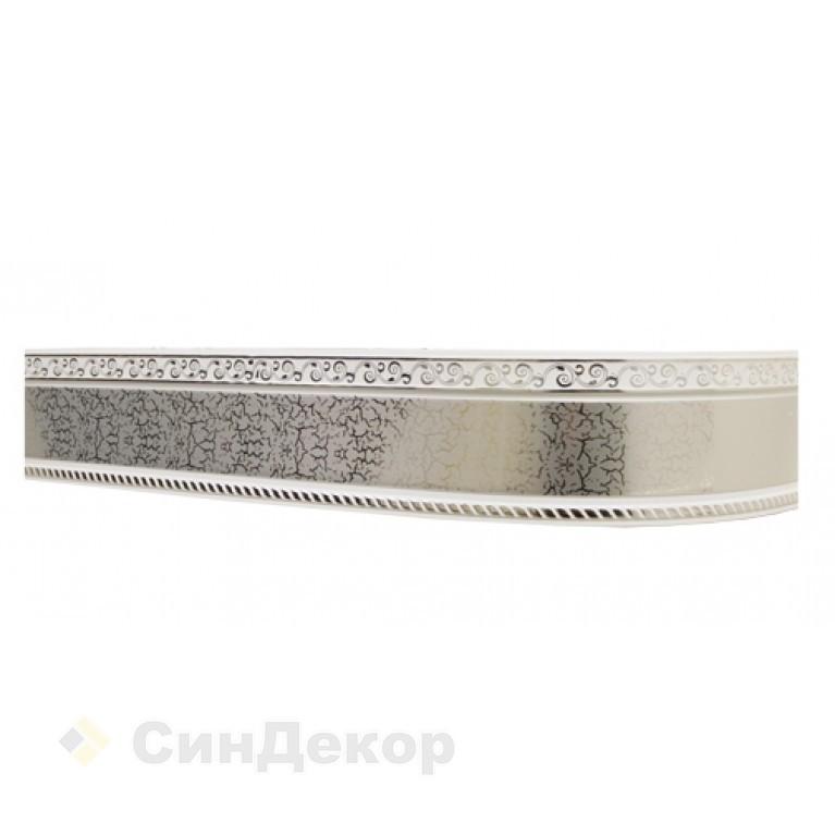 Лента «Есенин» Элегант серебро 7см