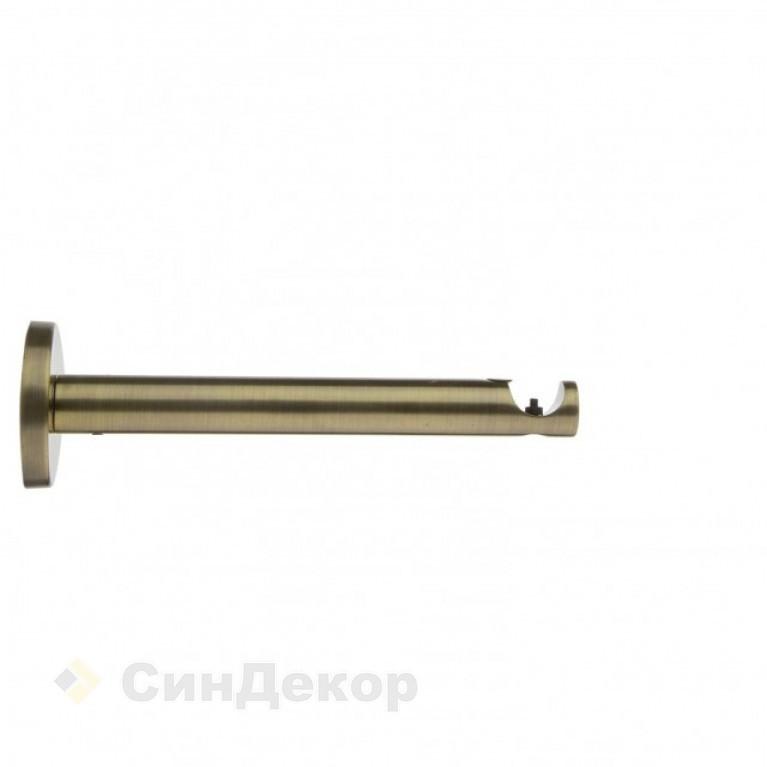 Кронштейн (держатель) литой однорядный 16мм