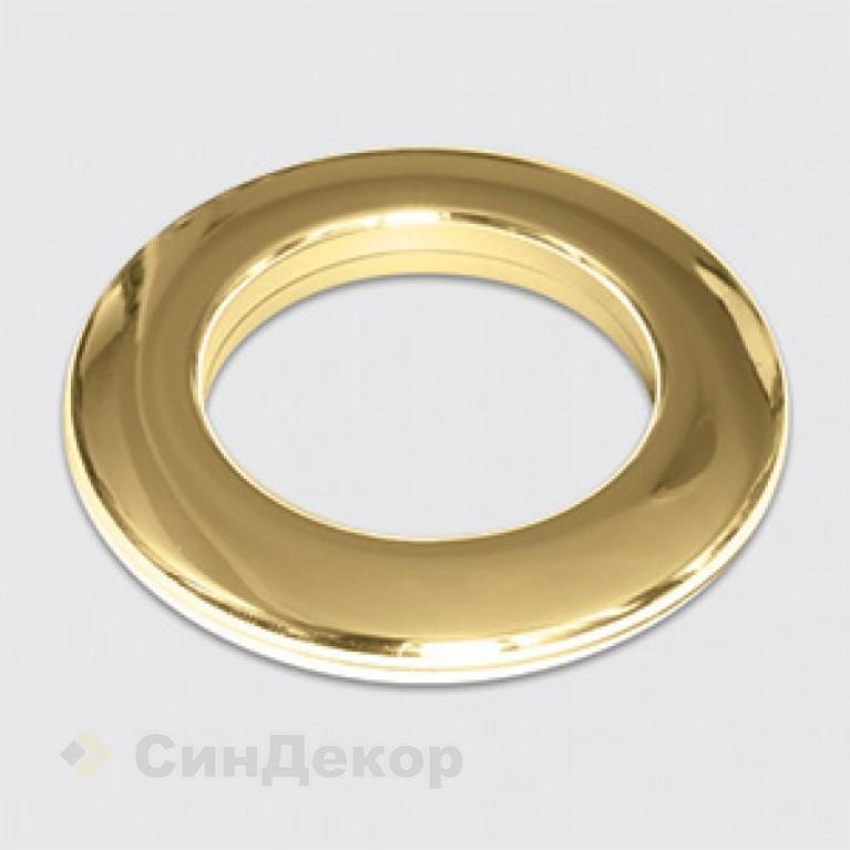 Люверсы D35 Золото упак. 10шт